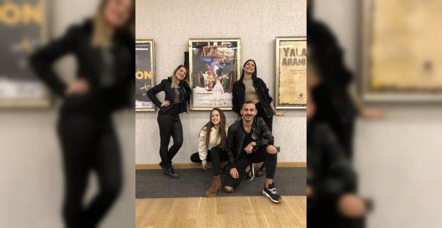 'Şirin Adımlar' müzikali 24 Kasım'da Ankara'da