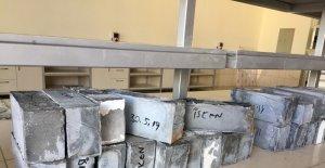 Termik santrallerdeki atık küllerden faydalı endüstriyel ürün üretildi