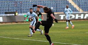 TFF 1. Lig: Osmanlıspor: 2 - Adana Demirspor: 3