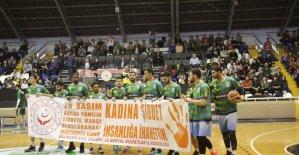 Türkiye Basketbol 1. Ligi: Balıkesir Büyükşehir Belediyespor: 72 - Konyaspor: 71