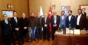 Türkiye Bilimler Akademisi Başkanı Şeker, Macaristan'da