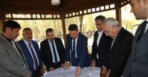Türkiye'nin sayılı Millet Bahçelerinden birisi Tokat'ta yapılacak