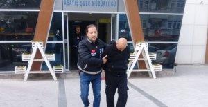 Yabancı uyruklu kadına zorla fuhuş yaptıran 2 kişi tutuklandı