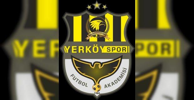 Yerköyspor logosunu değiştirdi