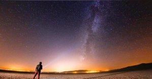 'Yıldızlar altında Anadolu' fotoğrafları büyülüyor
