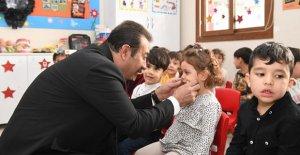 Çocuklara diş sağlığının önemi...
