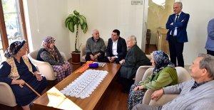 Kepez'in yaşlıları kültür ve sanatla iç içe olacak