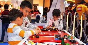 Lego Festivali başladı