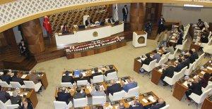 Meclis'te 'Hayır' tartışması