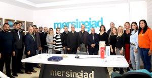 Mersin GİAD'da 'markalaşma' konuşuldu