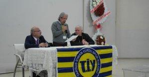 Tarsus İdman Yurdu Başkanlığına Dr. Atay seçildi
