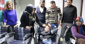 10 engelliye umut oldular