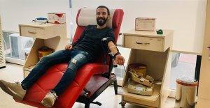 2019 yılında 75 bin ünite kan aldı