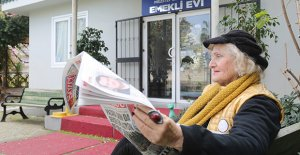 Emekli evine yoğun ilgi