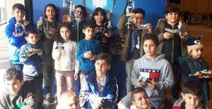 Forum Mersin çocukları bilimle buluşturdu
