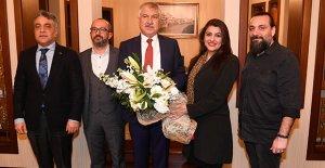 Girişimcileri Adana'da tutma çabası
