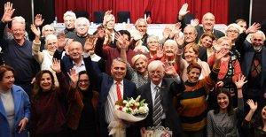 Yaşlı Meclisi toplandı