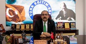 """Ercan: """"Gün; birlik günü"""""""