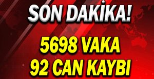 5698 vaka, 92 can kaybı