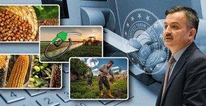 Çiftçilere 1,5 milyar TL'lik destek