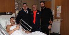 Adis Jahovic ameliyat oldu