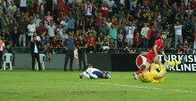 Antalyaspor'un milli rekoru