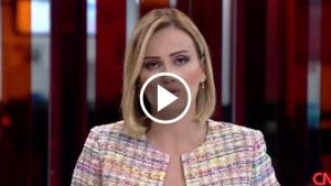 CNN Türk spikerinden canlı yayında olay sözler...